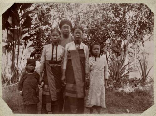 Tonkin Thai ethnic group 1895-99